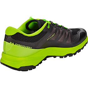 Salomon XA Discovery Chaussures Homme, black/lime green/magnet